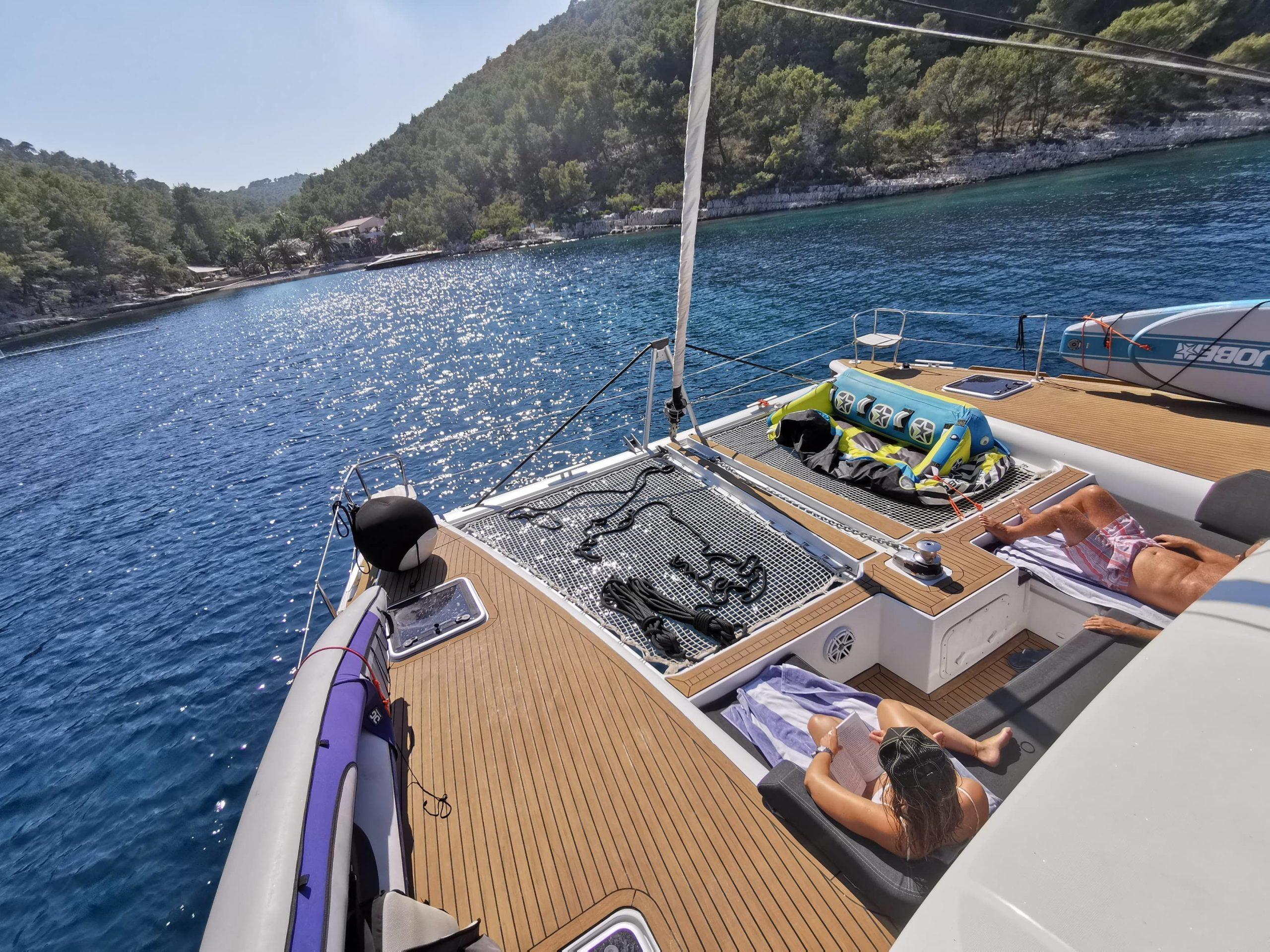 Rent Yacht Croatia
