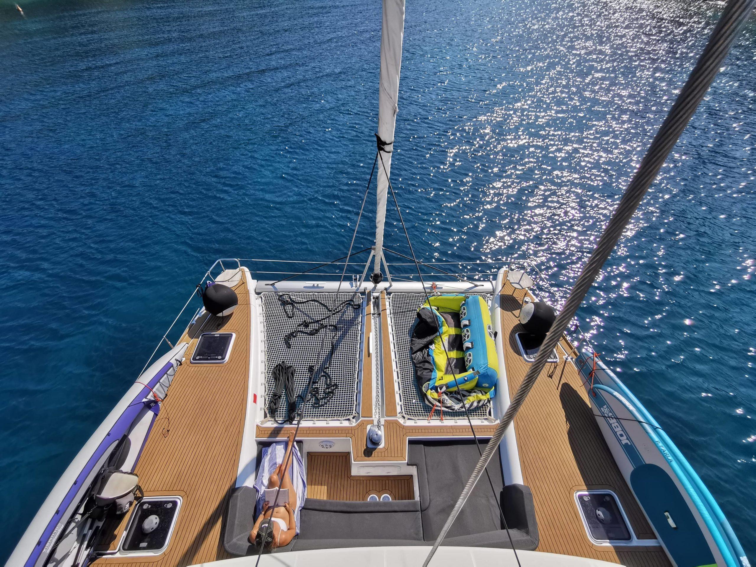 Split Sailing Yacht