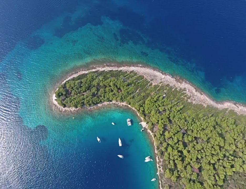 Hvar Croatia Sailing Yacht