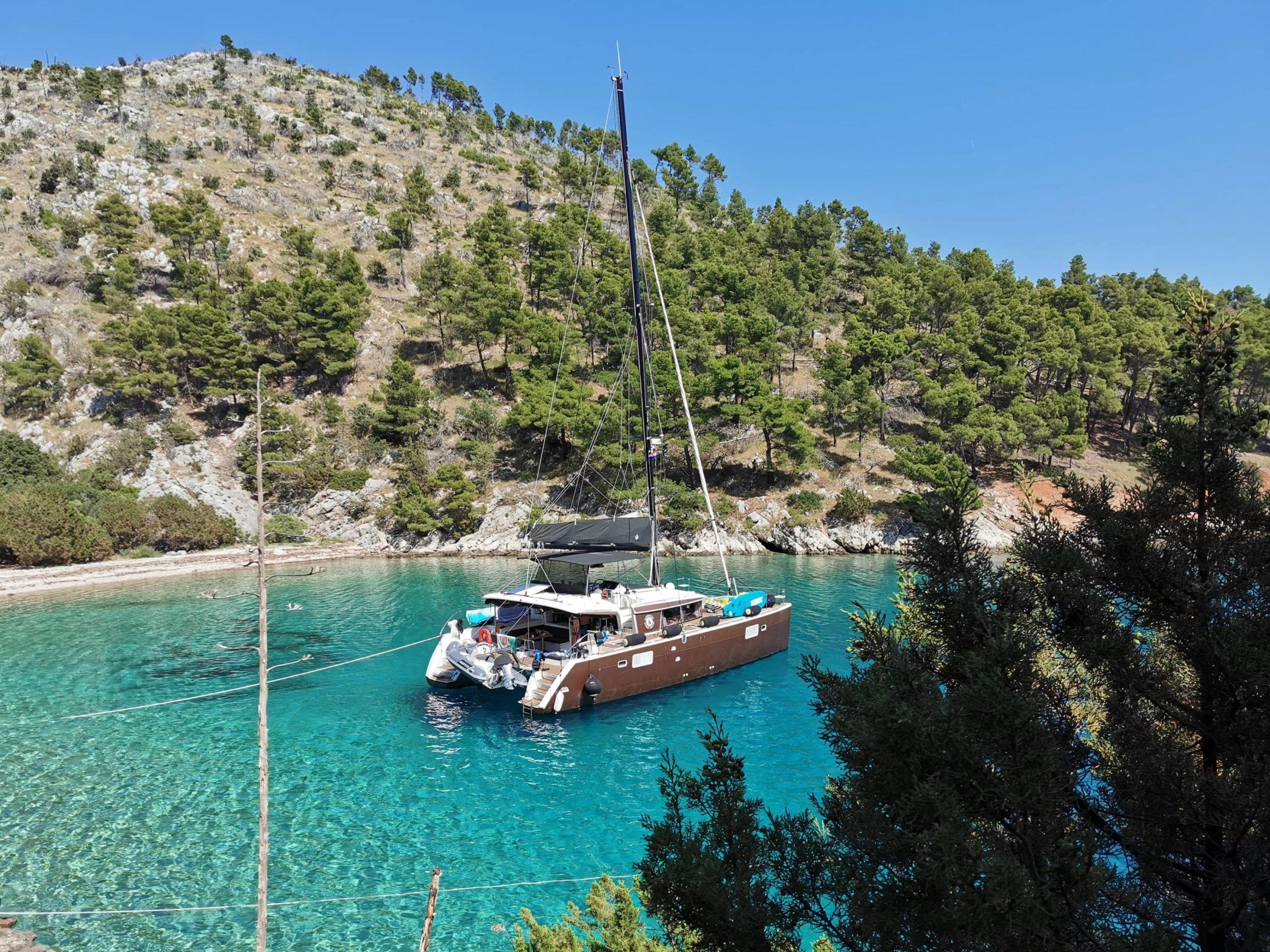 Catamaran Summer Sea Rent