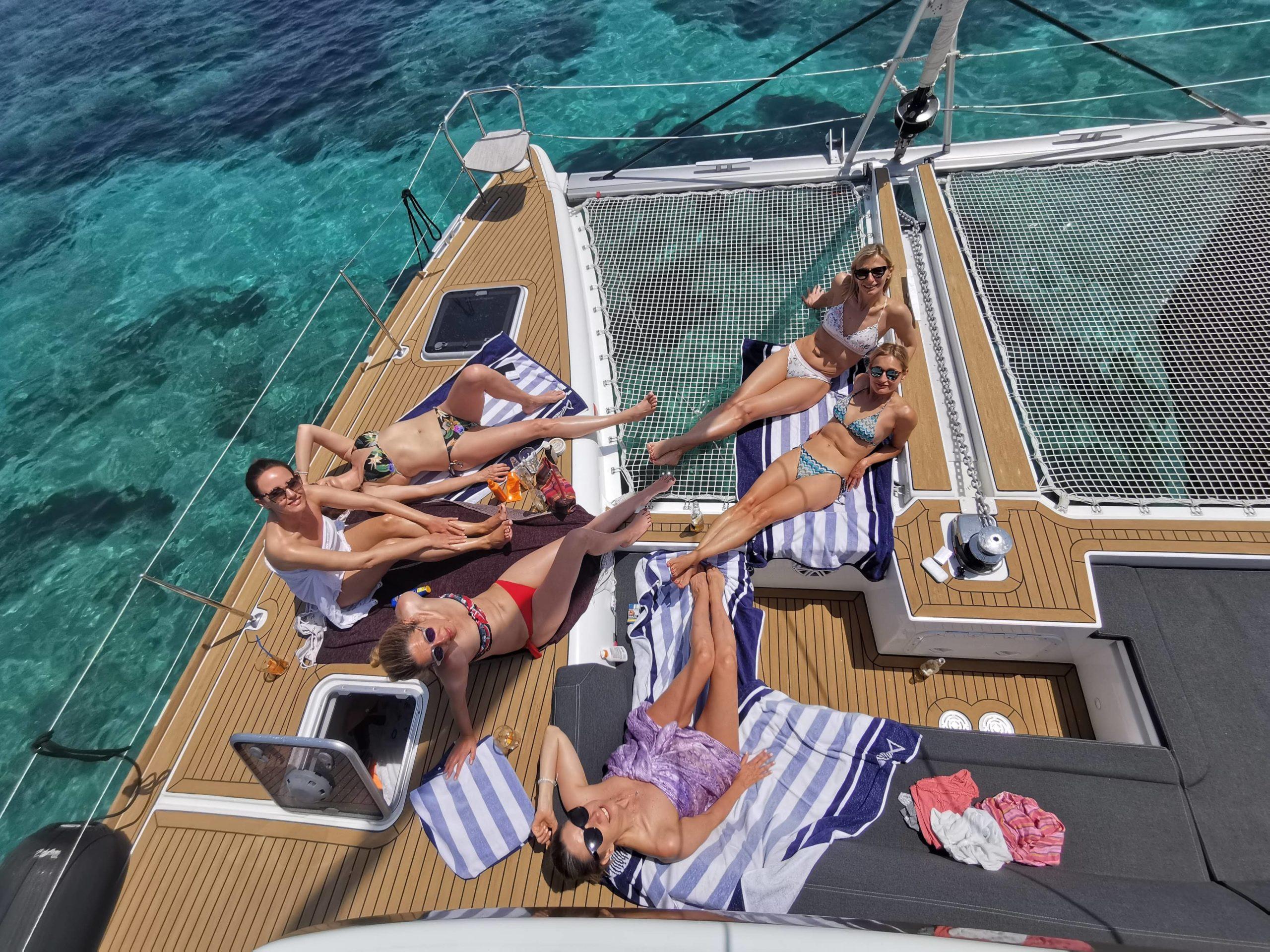 Sailing Catamaran Croatia Rent